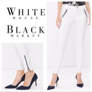 White House Black Market Skimmer Pants